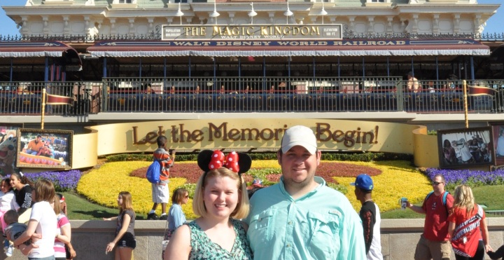 Yes, we're going back to Disney World and this is why