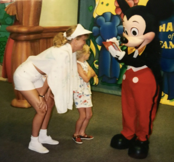 Disney World, baby bumps, and the fear of being a motherless mother