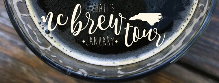 Hali's NC Brew Tour: Month 1