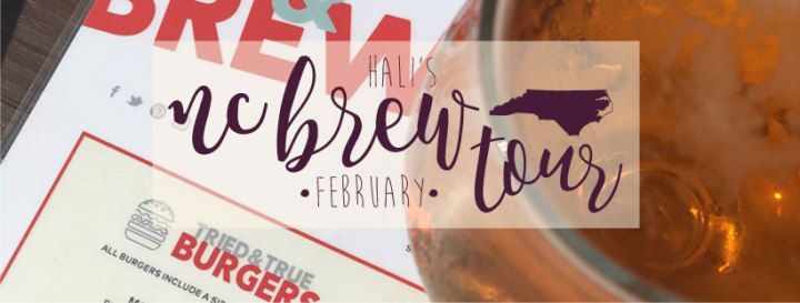 Hali's NC Brew Tour Month 2: Gearing up for summer brews and my aversion to hops