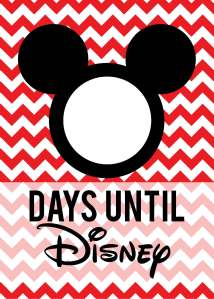 Free Disney Countdown Download