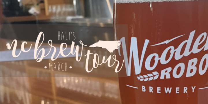 Hali's NC Brew Tour Month 3: Birthday Beers and the Arrival of Spring