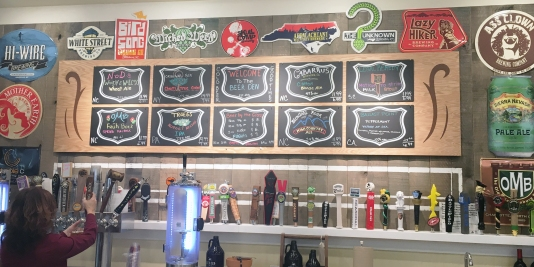 Taps at Lowes Foods