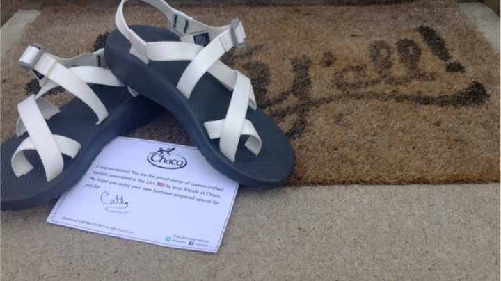 e64156fb5ef2 I m Wearing Chacos to my Wedding and This is Why – Dammit