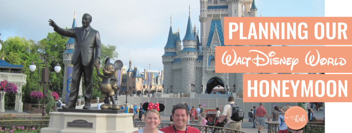 Planning Our Walt Disney World Honeymoon with Tips & Secrets