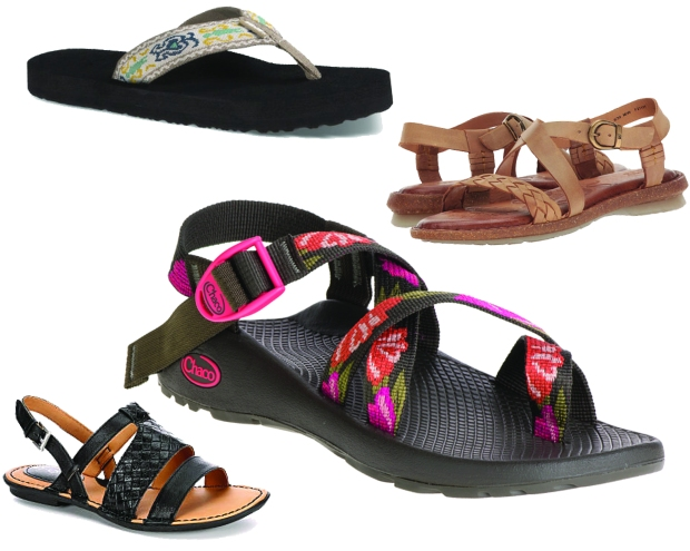 Sandals for Disney World