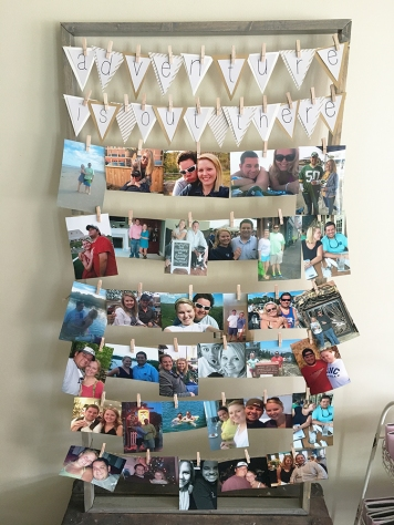 DIY-Photo-Display