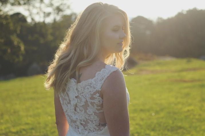 Asheville Bridal Portraits