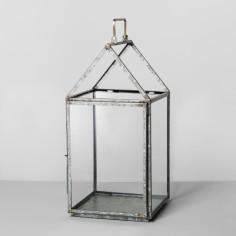 Galvanized House Lantern