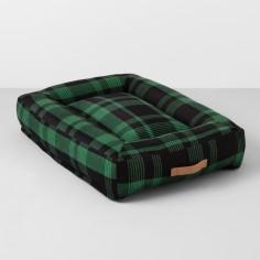 Plaid Pet Bed