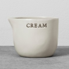 Stoneware Cream Cellar