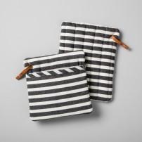 Striped Pot Holder