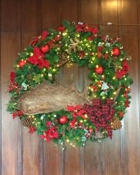 Christmas at Disney's Wilderness Lodge