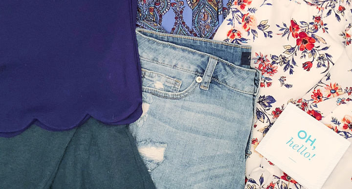 Stitch Fix No. 8 Review /// Spring is Here
