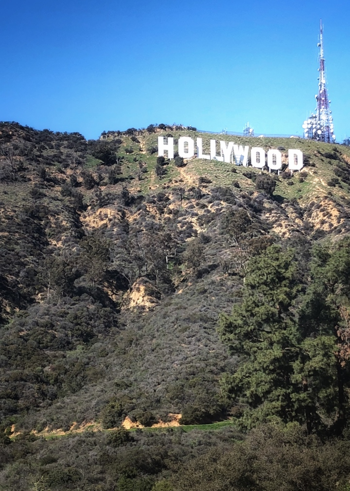 Hollywood Sign /// March 2018