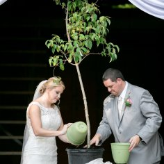 Wedding Tree Planting Ceremony