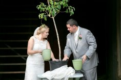 Wedding Tree Planting Ceremony