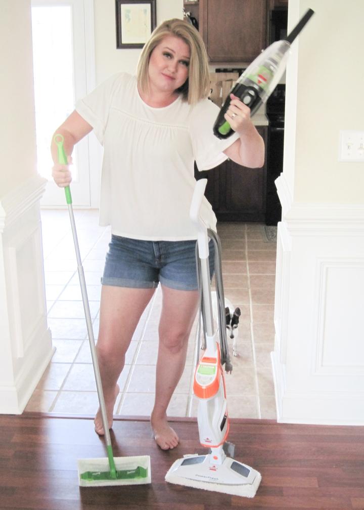 How I Keep My Floors Clean with Pets — Dammit, Hali