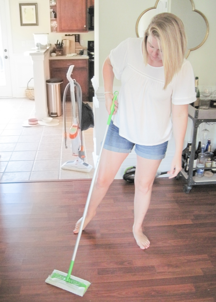 How I Keep Our Floors Clean with Pets —Dammit, Hali