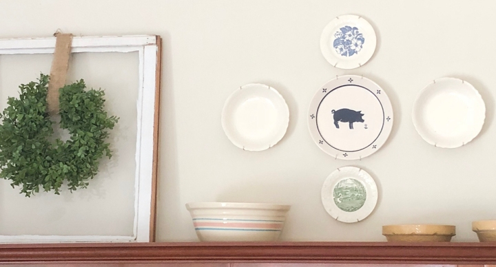 Why I Decorate My Home with My Mom's 'OldStuff'