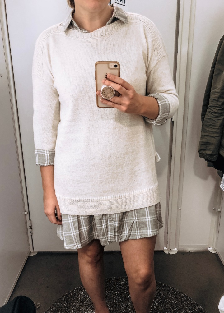 Old Navy Try-On Fall 2018