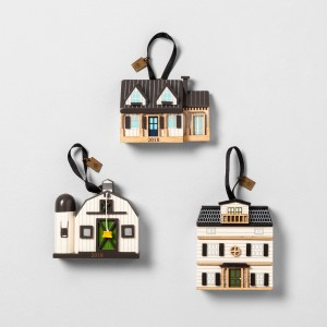 Dollhouse Ornament Set