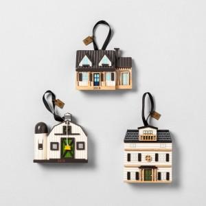 Dollhouse Ornament Set