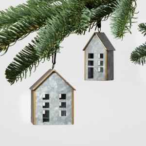 Metal House Ornaments
