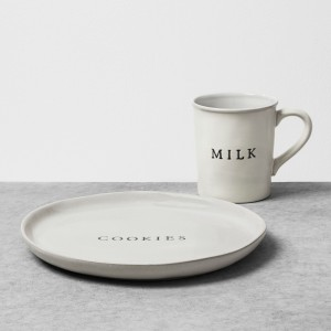Milk and Cookies Set