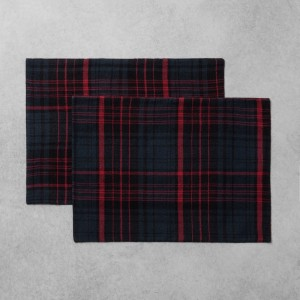 RED BLUE PLACEMAT