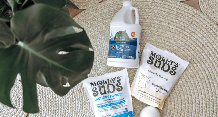 Cleaning Up My Laundry Routine with Grove Collaborative